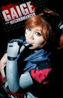 Gaige .:. TERMINATED! by Crimson-Holic