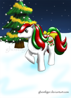 Cousin's Christmas cards No.2 by GhostLiger