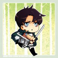 Levi Charm (Updated) by Popo-Licious