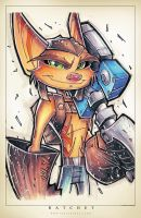 Ratchet Suave by RobDuenas