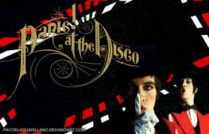 Panic At The Disco by pacoelaguadillano