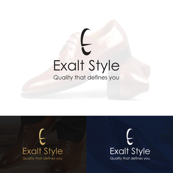 Exalt Logo Design by hamzahamo