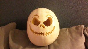 First Carving Ever by ceepcalmandeat