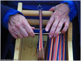 Weaving by monbaum