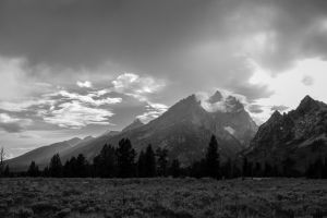 Tetons by knoose