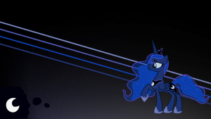 Princess Luna by shieldbug1