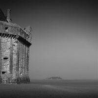 Mont Saint Michel by NicolasEvariste