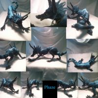 Phaze Complet by shadowwolfsculptures