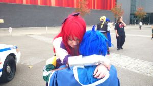 Stay close to me ... Jellal by SynchroSaviourYusei