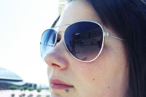 sunglasses - estadi olimpic by dark-darker-darko