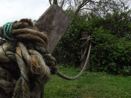 Rope by soXsiting