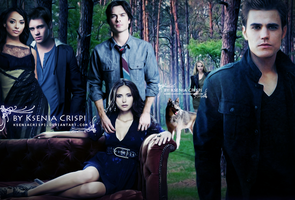 The Vampire Diaries. by KseniaCrispi