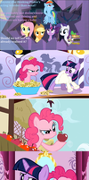 How The One Where Pinkie Knows Should Have Ended by Popculture-Patron