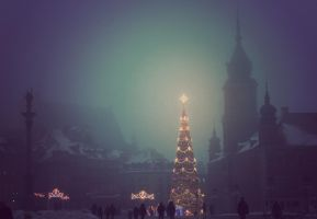 Warsaw Christmas by Alvirdimus