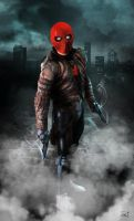 RED HOOD AND THE OUTLAWS by 6and6