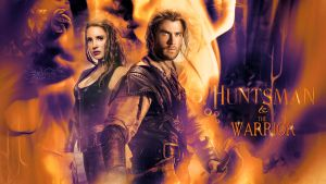 The Huntsman and the Warrior by VeilaKs-Wallpapers