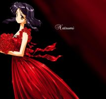 Special dress commission: Natsumi by hinomars19