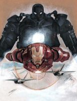 Iron Man - Bring it on by GabeFarber
