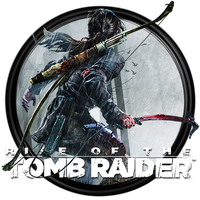 Rise of the Tomb Raider Dock Icon # 2 by OutlawNinja
