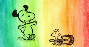 Snoopy and Woodstock by LCNeko-tan