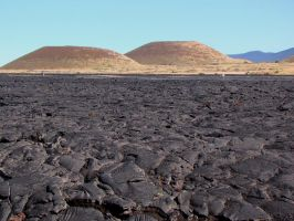 Two Cinder Cones by Geotripper