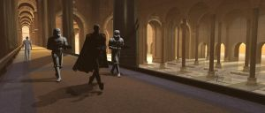 New Owners of the Jedi Temple by NAngel1298