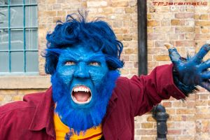 25 Oct MCM LON X-Men DoFP Beast 3 by TPJerematic