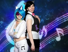 Musical Duo by MishaCosplay
