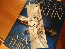 Dany Bookmark by lunalove2