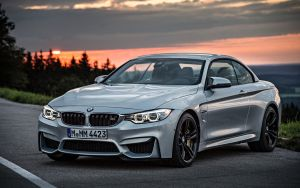 2015 BMW M4 Convertible by ThexRealxBanks