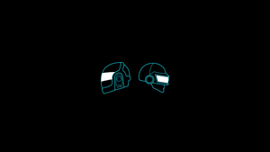 DaftPunk Wallpaper Tron by speedych33se