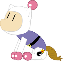 Bomberman Pony by Cuber4x4