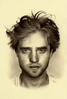 Robert Pattinson by kad84