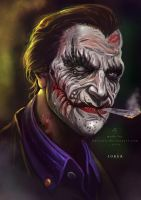 JOKER by huzzain