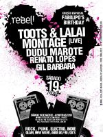 rebel - fabiano birthday by thedsw