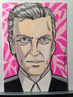 Capaldi by JimMcClain