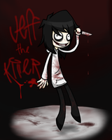 Jeff The Killer...again by xDeathKitten