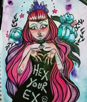 Hex Your Ex by FoulOwl