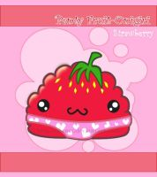 Strawberry Panty-Onigiri by olamo