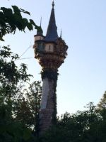 Rapunzel's Tower by TangledxEpicFan