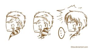 KHR:Xanxus Instant Hair Growth by dhurain