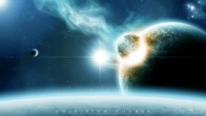 Collision Course by PhotoshopAddict89