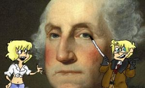 George Washington was the 1st. by ikinz