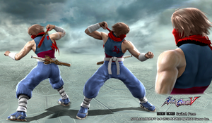 SoulCalibur V: Strider by Armoun