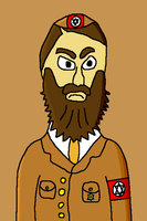 Jewish Hitler by DragonQuestWes