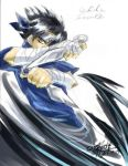 Sasuke by tiffa