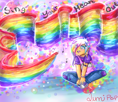 Sing The Rainbow by LumiPop