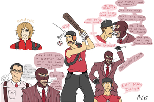 --+TF2 Random Shit+-- by Marre-Chan95