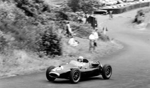 Bruce McLaren (Germany 1958) by F1-history
