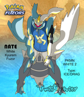 PokeFuzor -WKyurem Nate- by TwiliGravity